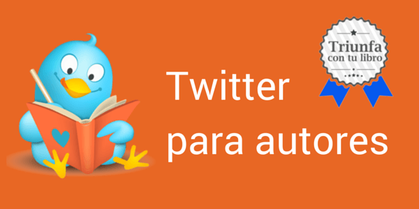 Twitter para autores