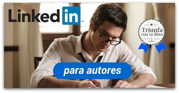 linkedin para autores