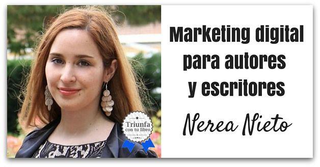 Marketing digital para autores