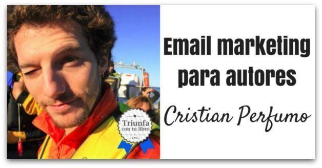 Email marketing para autores