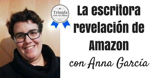 La escritora revelación de Amazon