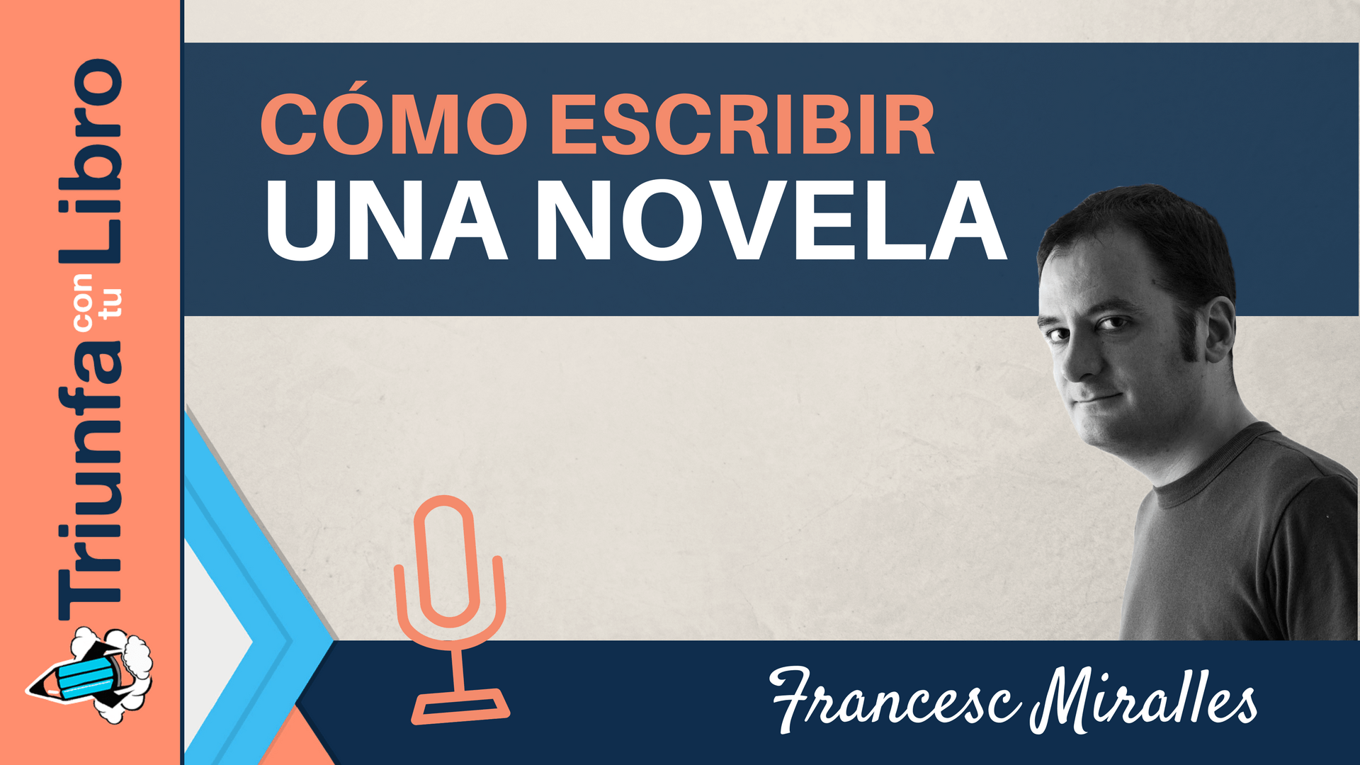 FB Cómo escribir una novela con Francesc Miralles